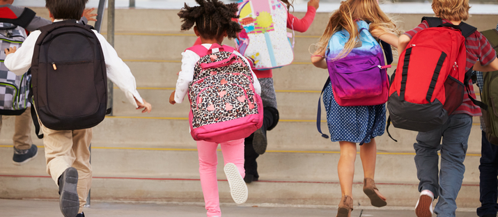 Preparing kids to go back to school during covid
